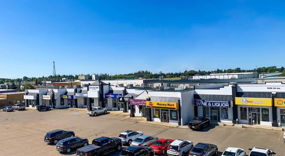 6842 50 Ave-Unit 1, Retail