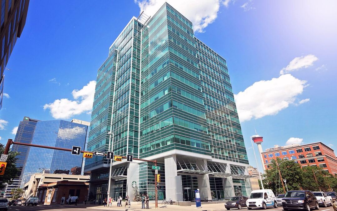 396 11 Avenue SW, CEP, Suites 210 and 1020, Office